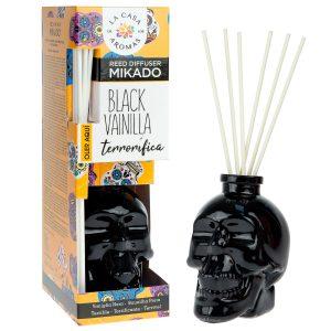 Mikado-calavera-black-vainilla