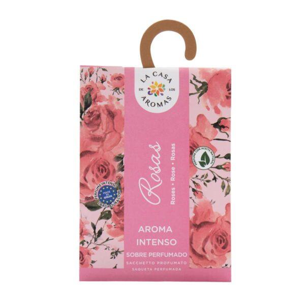 Sobre Perfumado para cajones rosas