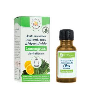 Aceite Esencial Hidrosoluble Lemongrass