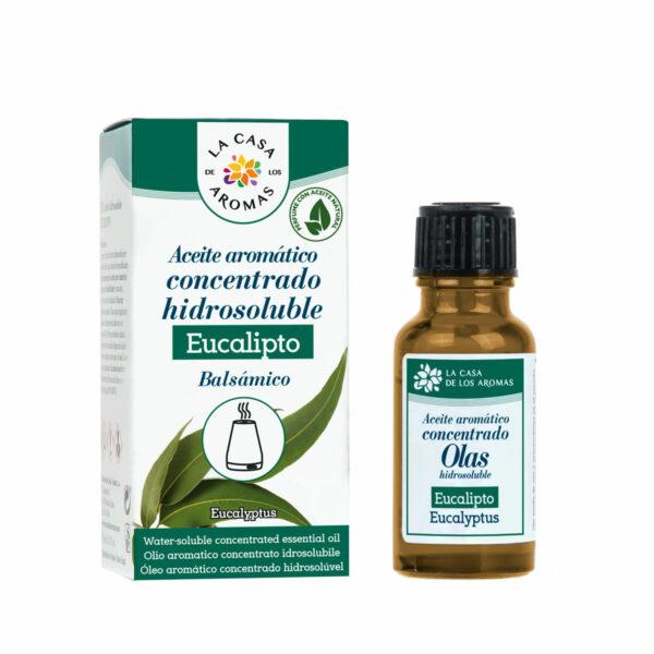 Aceite Esencial Hidrosoluble Eucalipto