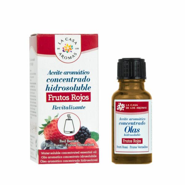 Aceite Esencial Hidrosoluble Frutos Rojos