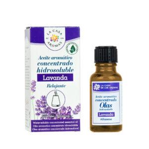 Aceite Esencial Hidrosoluble Lavanda