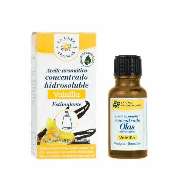 Aceite Esencial Hidrosoluble Vainilla