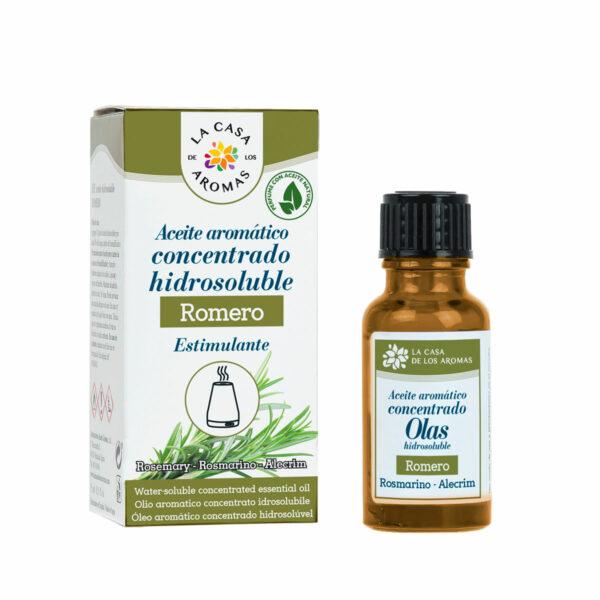 Aceite Esencial Hidrosoluble Romero