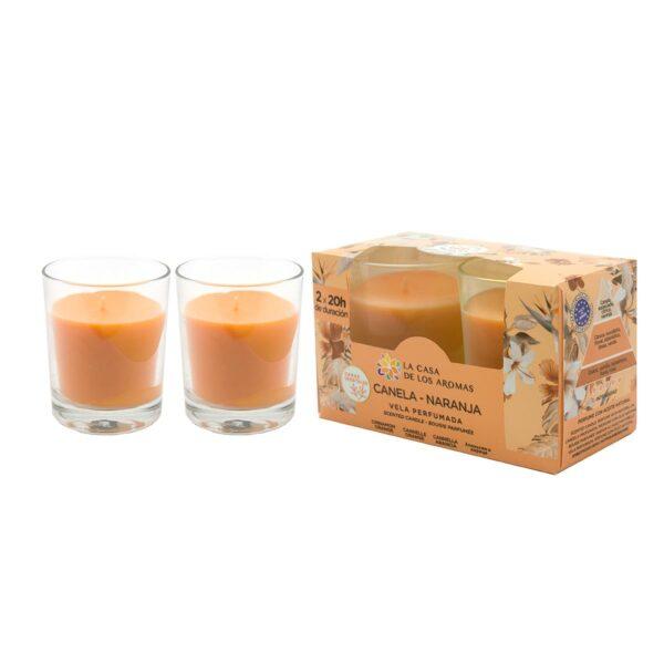 Vela2x100-canela-naranja