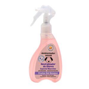 Spray Eliminador olor mascotas