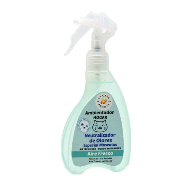 Spray Eliminador olor a gato