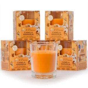 Vela-vaso-canela-naranja