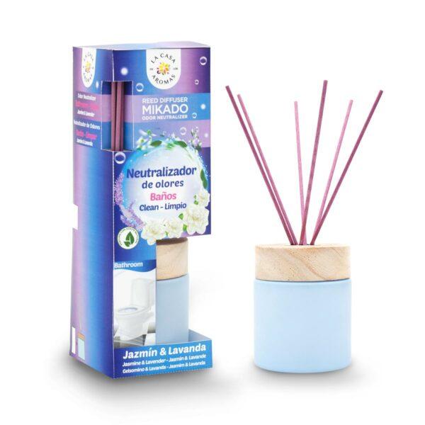 Mikado elimina olores especial Baños