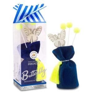 Mikado-pompon-butterfly