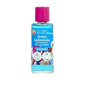 Aceite ambientador Aroma Infantil
