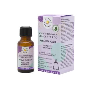 Aceite aromaterapia Feel Relax