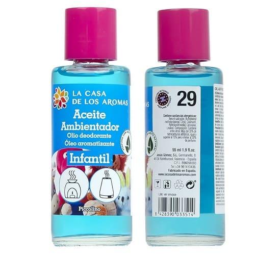ACEITE ESENCIAL AMBIENTADOR INFANTIL