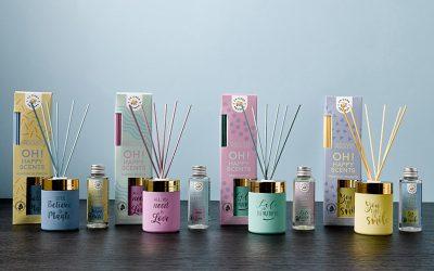 Ambientador Mikado: aromatiza tu hogar con elegancia