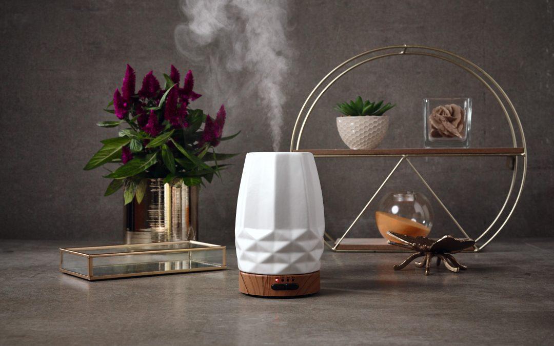¿Sabes qué es y cómo se usa un difusor de aroma?