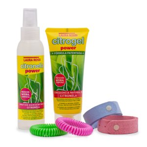 Pack productos citronela