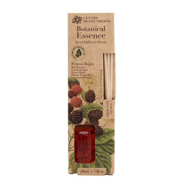 Mikado Botanical Frutos Rojos 50ml