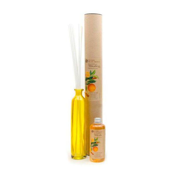 Mikado-XL-Botanica-Canela-Naranja