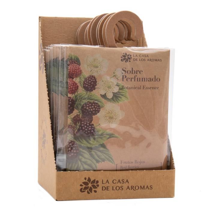 Sobres perfumados para armarios de la línea Botanical Essence