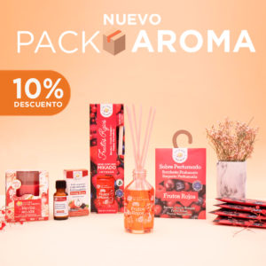 Pack Frutos Rojos