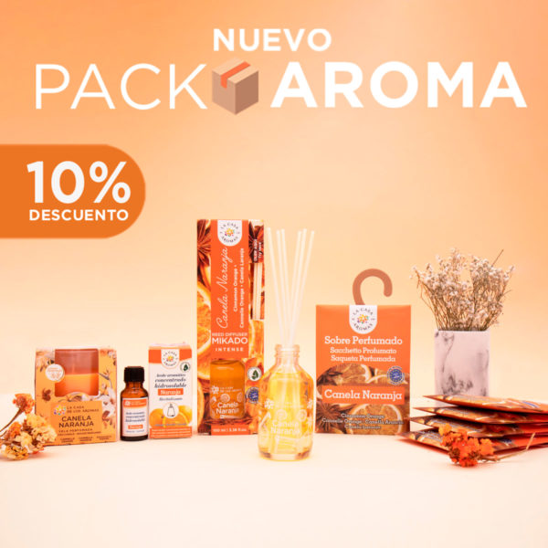 Pack Canela Naranja