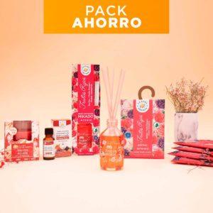 Pack Frutos Rojos