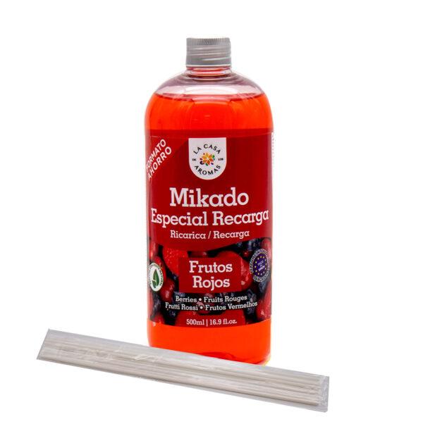 Ambientador Mikado Frutos Rojos 500ml