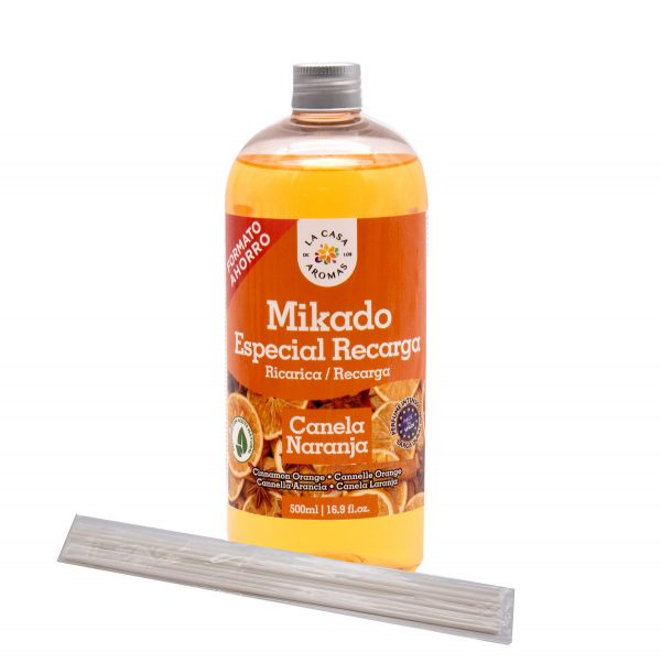 Ambientador Mikado Canela Naranja s 500ml
