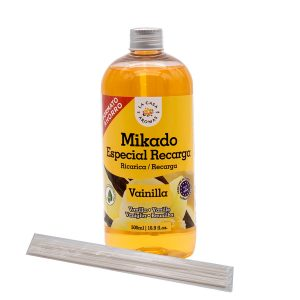 Mikado Reposición Canela Vainilla 500ml