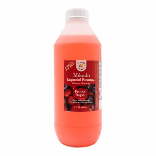 Ambientador Mikado Frutos Rojos 1 litro