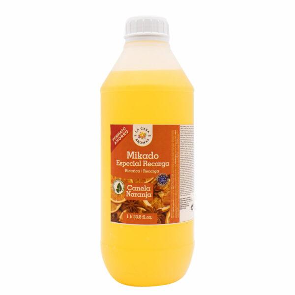 Ambientador Mikado Canela Naranja 1 litro