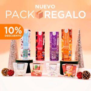 Pack Regalo Ambientacion