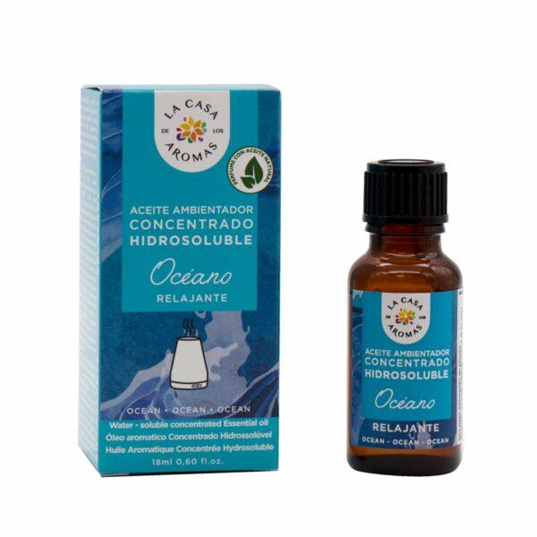 aceite hidrosoluble oceano