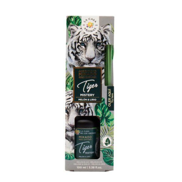 Mikado Ambientador Tiger Mistery