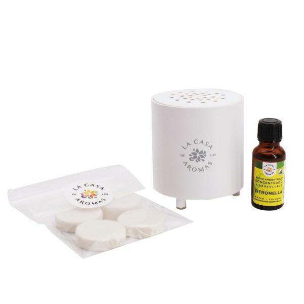 PAck 4 filtros para difusor de aromas y citronela