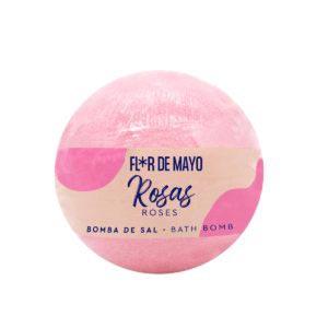 Bomba sal efervescente Rosas