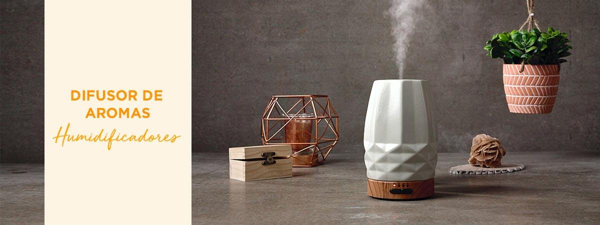 humidificadores y difusores de aroma