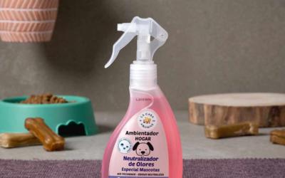 ¿Cómo quitar los olores de mi mascota en casa?