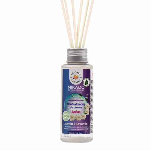 Neutralizador de olores Mikado jazmín y lavanda
