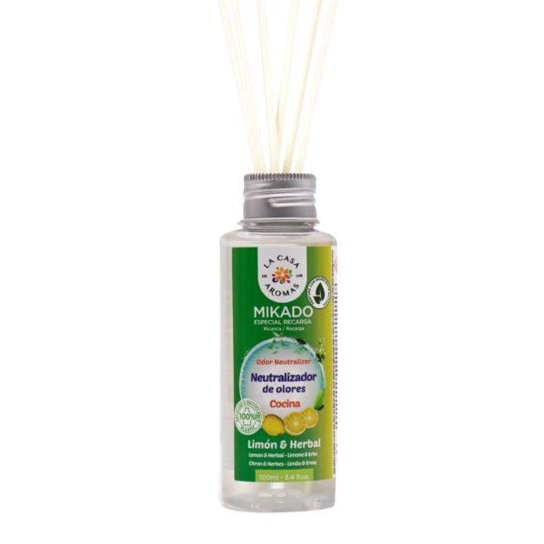 Neutralizador de olores Mikado para la cocina