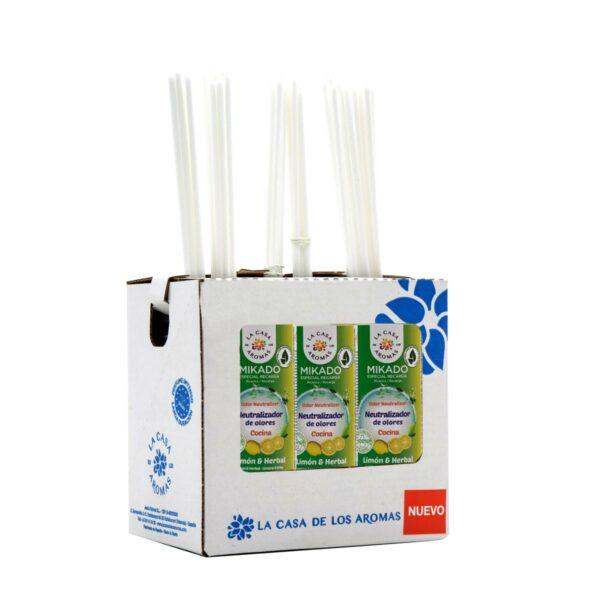 Neutralizador de olores Mikado para la cocina de casa