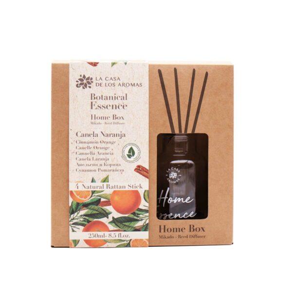 Mikado Botanical XL Box Canela Naranja