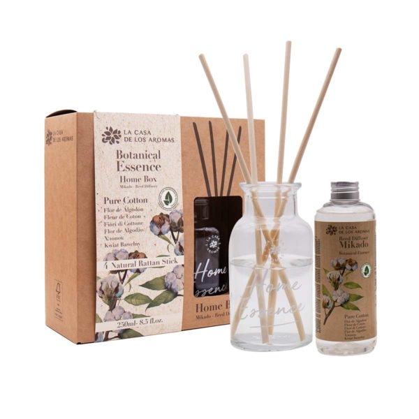 Mikado Botanical XL Box Pure cotton